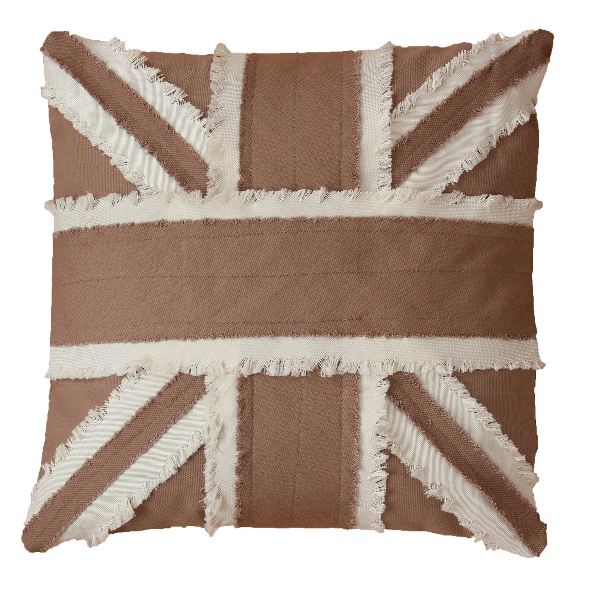 baumwolle kissenh lle englische flagge 40x40 und 50x50 cm. Black Bedroom Furniture Sets. Home Design Ideas