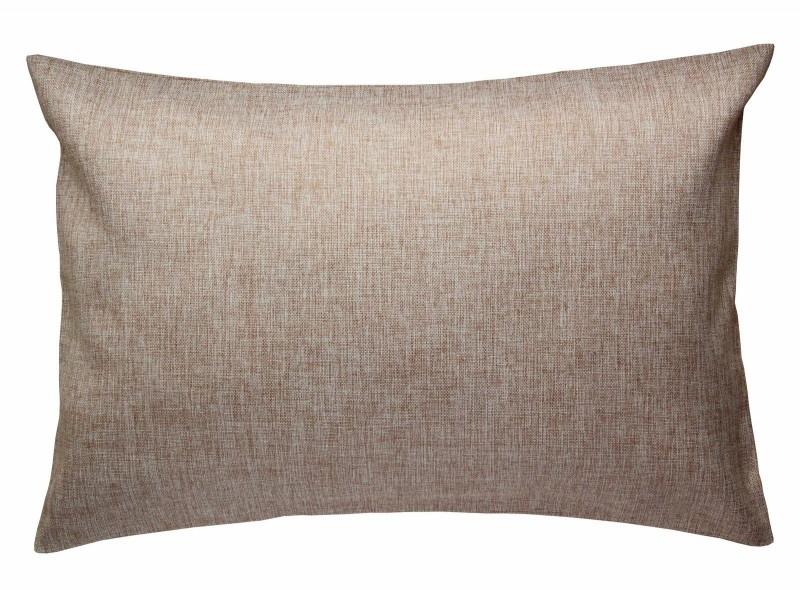kissenh lle beige 40 x 60 cm kissenbezug sofakissen dekoskiss leinenoptik kissen kissenh llen. Black Bedroom Furniture Sets. Home Design Ideas