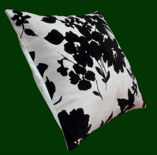 kissenh lle 40x40 cm beige natur filz schwarz kissenbezug sofakissen dekokissen kissenh llen. Black Bedroom Furniture Sets. Home Design Ideas